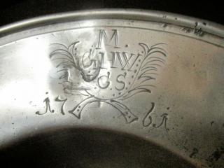 Barbers Bowl Inscription